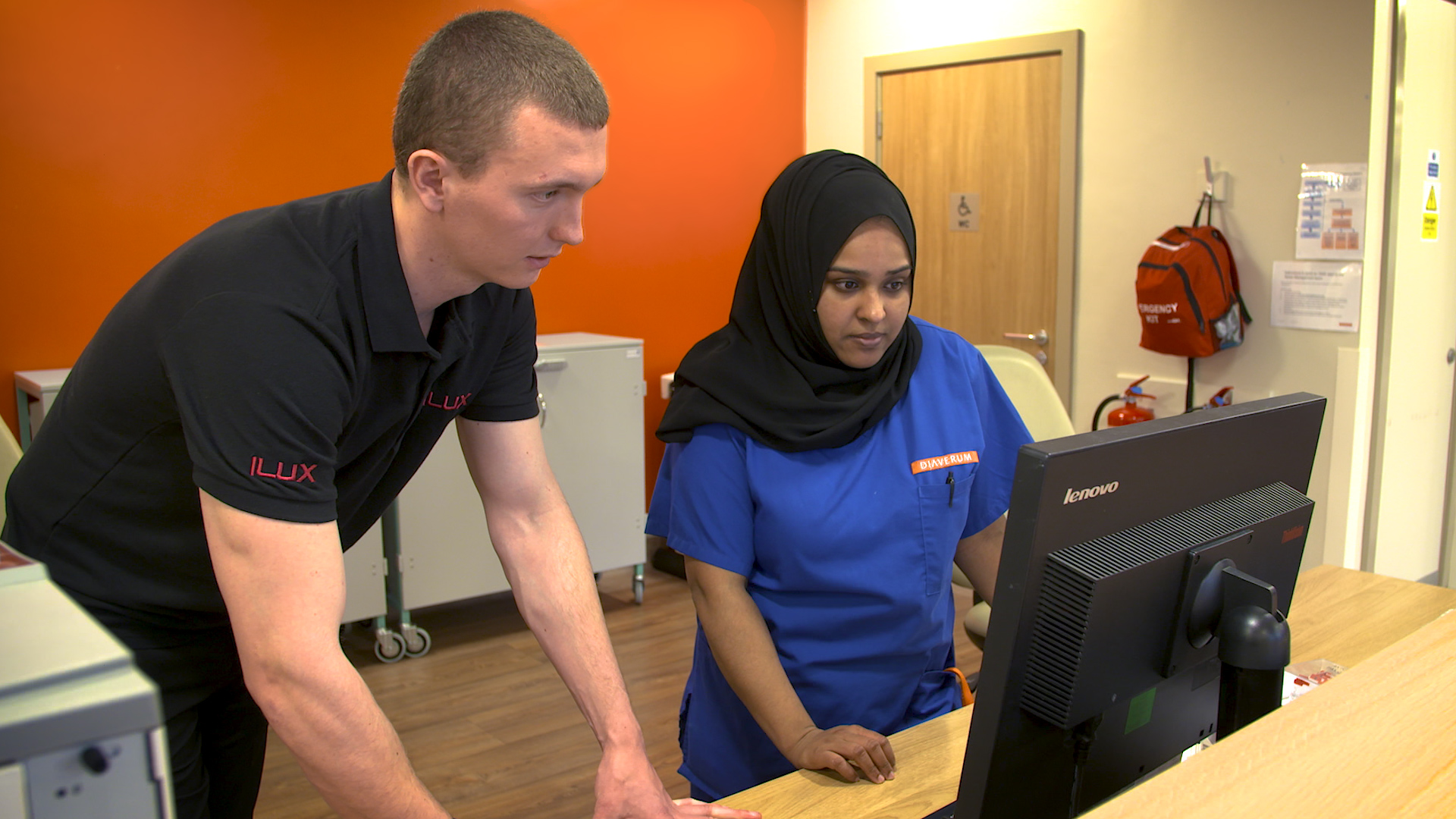 Ilux Help To Transform Patient Care